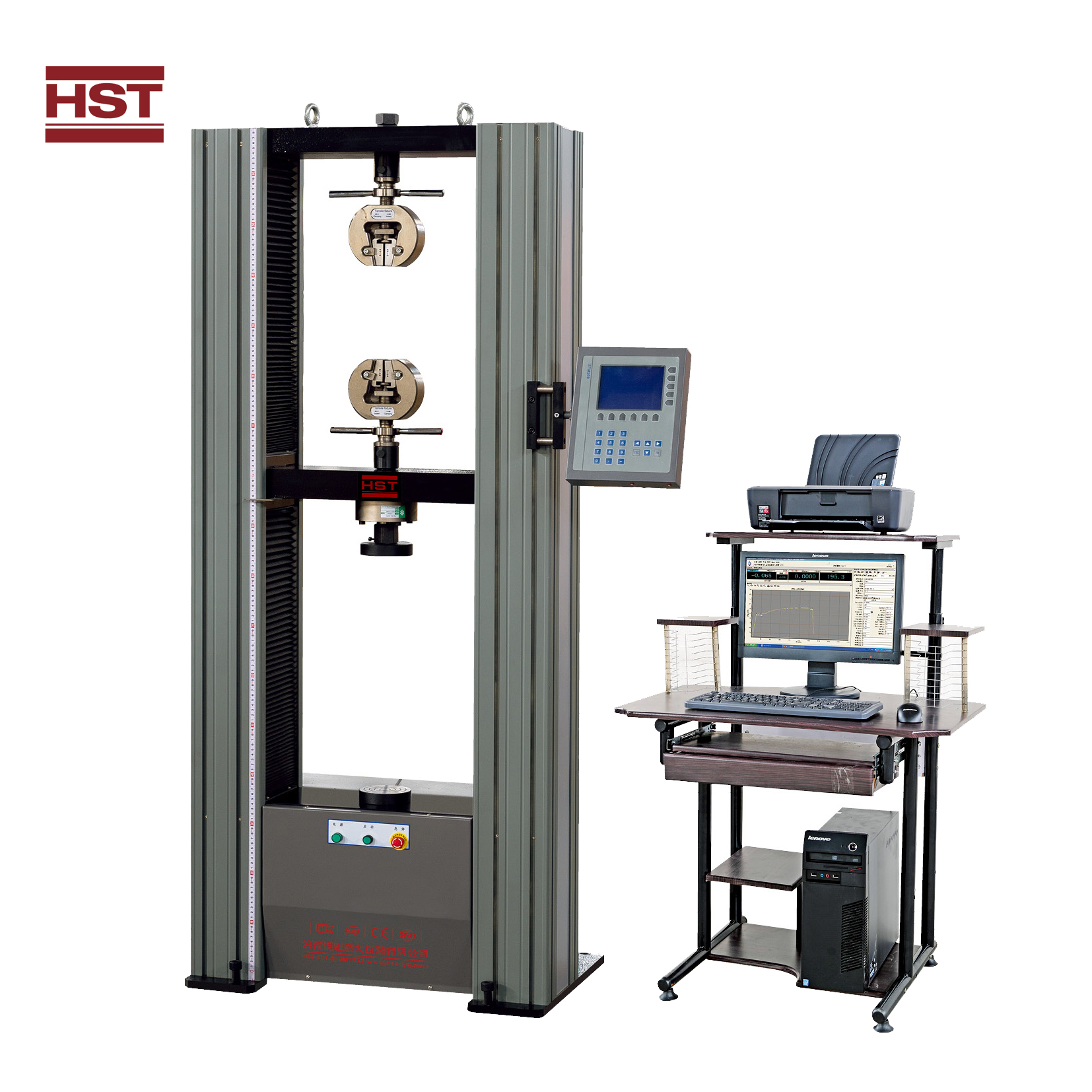 Grade bolt proof load univeral testing machine