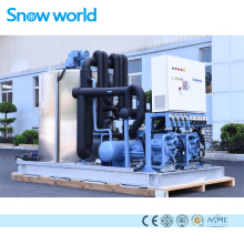 Snow world 15T Seawater Flake Ice Machine