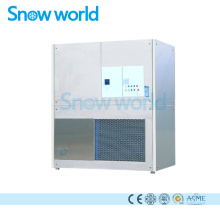 Snow world Ice Plate Making Machine 5T