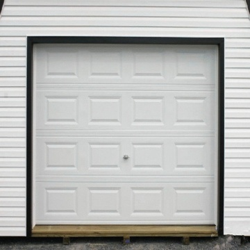 Residential Aluminum Alloy Sectional Garage Door