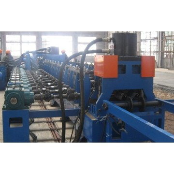 Two Waves Highway Guardrail Machinery