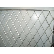 factory low price for Expanded Metal Mesh Metal building aluminum porous network export to India Factory