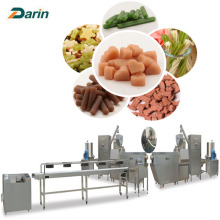 Dog favourite pet treats extruding machines