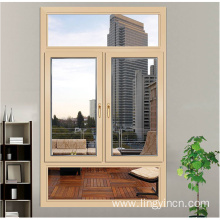 Best quality and factory for Aluminum Frame Casement Windows aluminum casement window price aluminum window export to Spain Suppliers