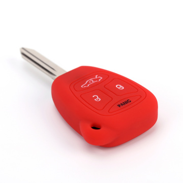 Jeep key silicone key fob cover