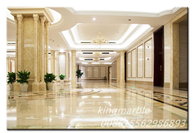 Interior decoration UV marble Board