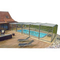 Enclosure Cover Canopy Winter Swimming Pool With Roof
