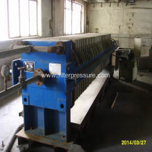 Membrane Filter Press for Dehydration Chemical Slurry