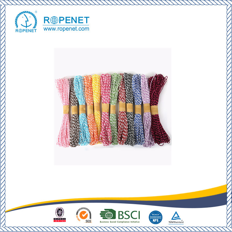 Factory Wholesale 3mm Twisted Paper Twine
