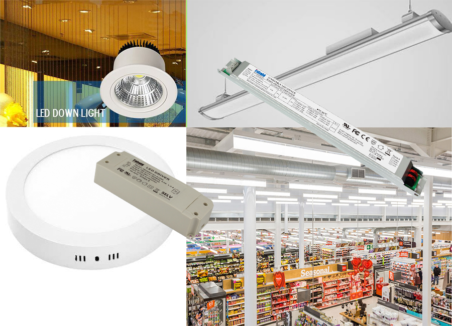 Indoor Luminaires Led Driver
