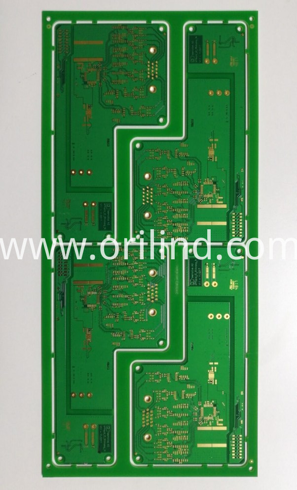 Impedance ENIG pcb board