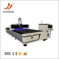 CNC fiber laser sheet metal cutting machine