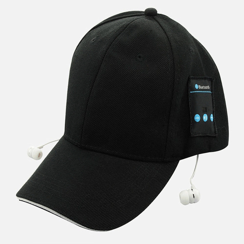 Bluetooth Hat Headphone
