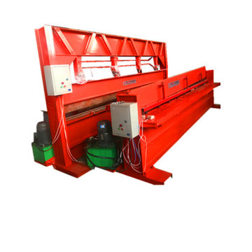 automatic steel bending shearing machine