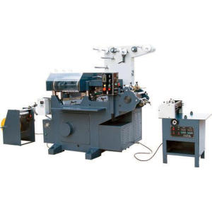 Multifunctional label printing machine