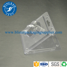 Plastic Customized Quality Clear Clamshell