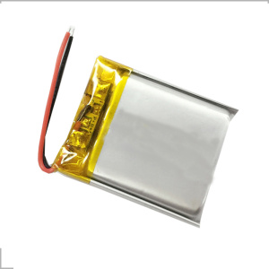3.7v li-polymer battery 450mah 702035 for PDA devices