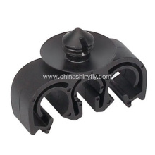 Plastic Fastener Middle Hole ID6mm