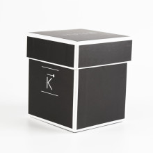 Large Cardboard Square Rigid Gift Box With Lid