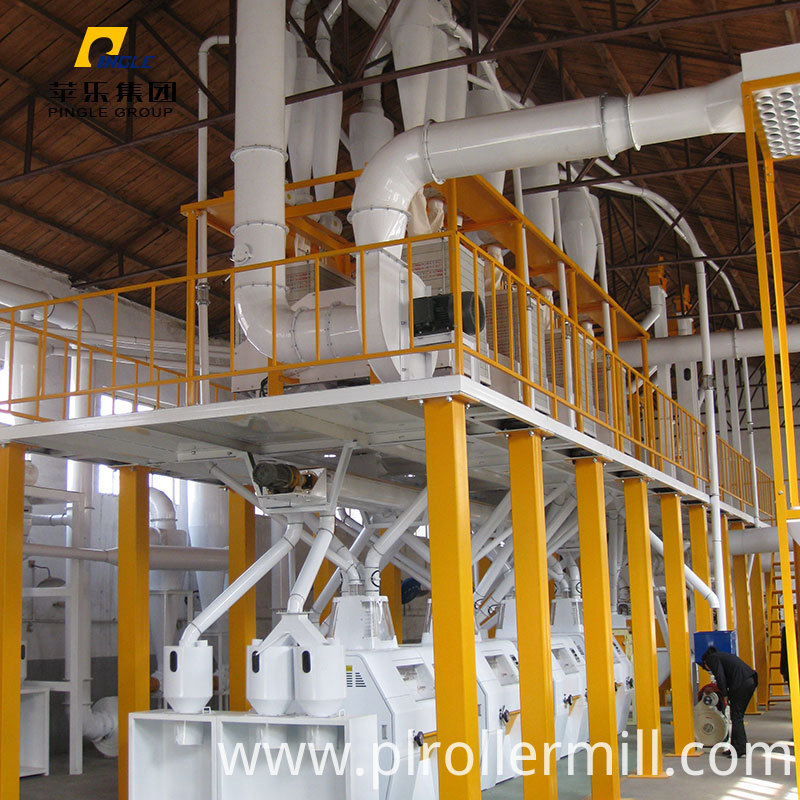 Africa Grain Milling Plant