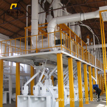 Maize Small Scale Flour Milling Plant