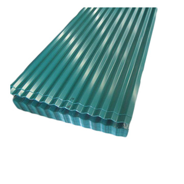 low cost  red corrugated roofing tile