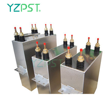 China Dc Support Water cooled Capacitor