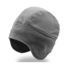 Customized for Embroidery Polar Fleece Hat Warmer Inflaming Retarding Earflap Polar Fleece Hat supply to Belarus Manufacturer