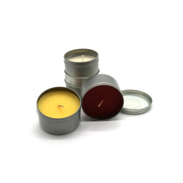 Flameless tea lights/decorative diyas tin candle