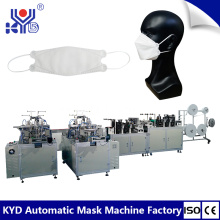 Fully automatic fish mask making machine