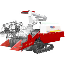 cereal combine harvester small size and light weight