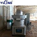 agri waste pallets machine india