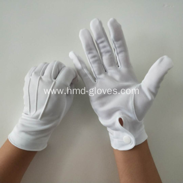 Nylon Marching Band Gloves
