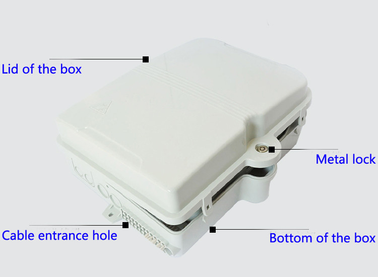 Ftth Outdoor Optical Terminal Box