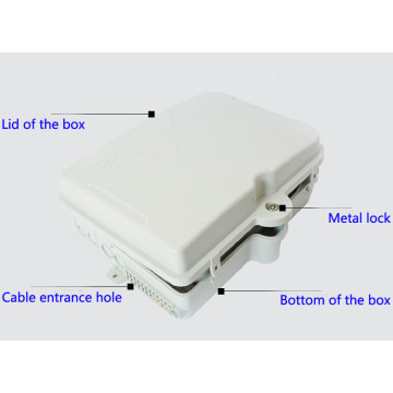 Ftth Outdoor Fiber Optic Distribution Box