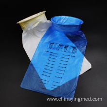 Medical disposable airplane travel emesis vomit bag