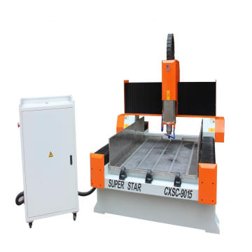 marble stone carving 1300*2500mm cnc router machine