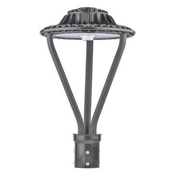 75W Bronze Led Post Top Landscape Leuchten