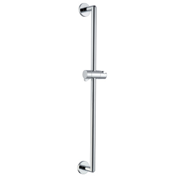 Shower Rail With Flange