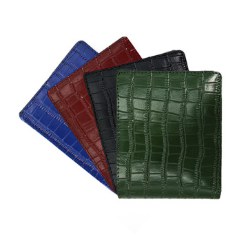 Newest Custom Genuine Leather Mens Wallet for Men