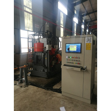 CNC Punch Shear Type Angle Steel Line