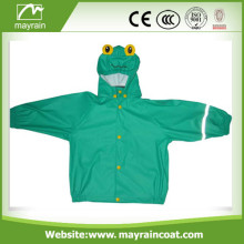 All Kinds of Kids PU Raincoat