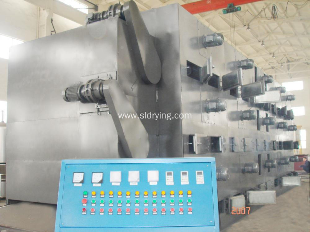 Adsorbent dryer equipment machine