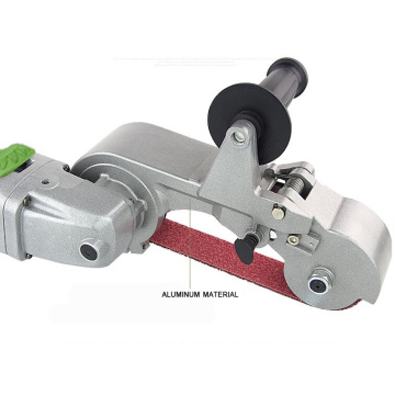 Electronic tube Belt Sander polisher grinder for burnishing