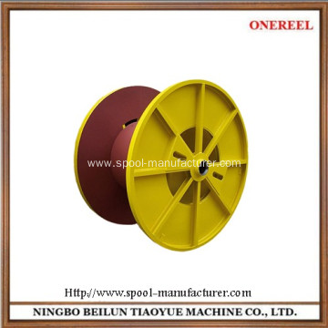 enhanced steel  wire spool