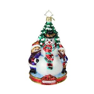 China New Product for Christmas Ball Ornaments Christmas Tree Shaped Hand Painted Glass Ornaments supply to Moldova Importers
