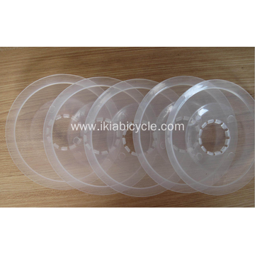 Bike Plastic Freewheel Guard