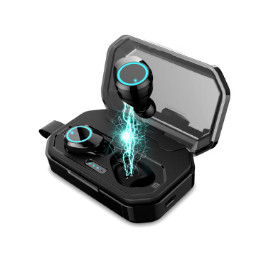 TWS Wireless Earbuds Waterproof MP3 Player Headphones