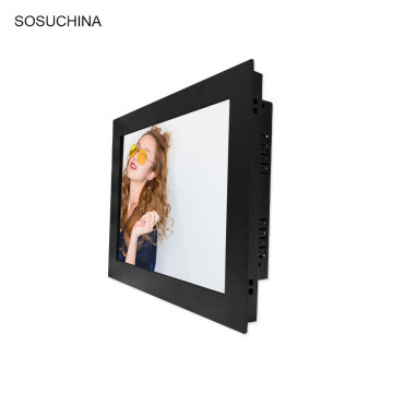 Industrial TFT LCD Monitor Resistive Touchscreen