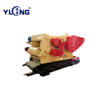 Equipamento Chipper De Madeira Yulong